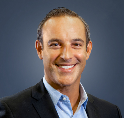 Dan Arriola, President, Inktel.